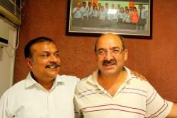 CA Kapil Gupta and Dr. Raina