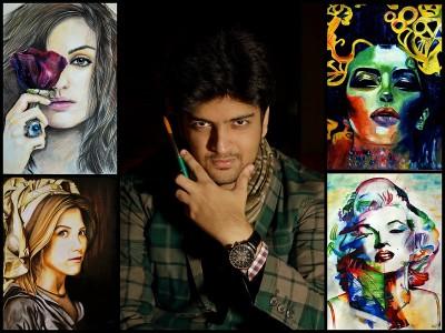 Gaurang Makhija - Wizard of Palette and Brush