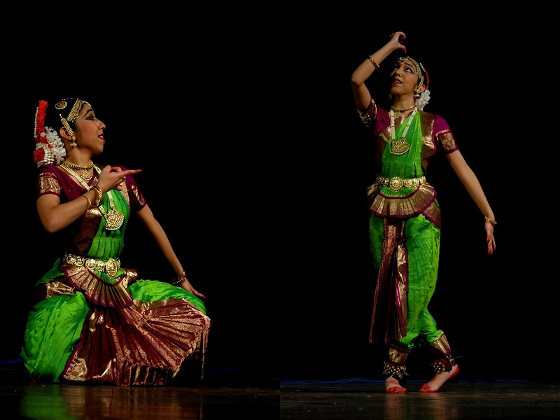 Bharatanatyam Dancer - Geetika Haryani - CA Diaries - Articleship 1