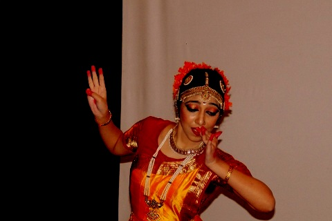 Bharatanatyam Dancer - Geetika Haryani - CA Diaries - Articleship at CA Diaries Launch 2