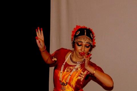 Bharatanatyam Dancer - Geetika Haryani - CA Diaries - Articleship at CA Diaries Launch 2