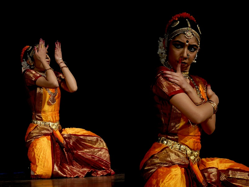 Bharatanatyam Dancer - Geetika Haryani - CA Diaries - Articleship