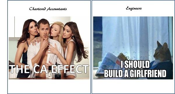 CA vs Engineer 5