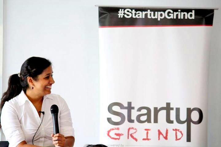 Nidhi Agarwal - Startup Grind - CA Diaries