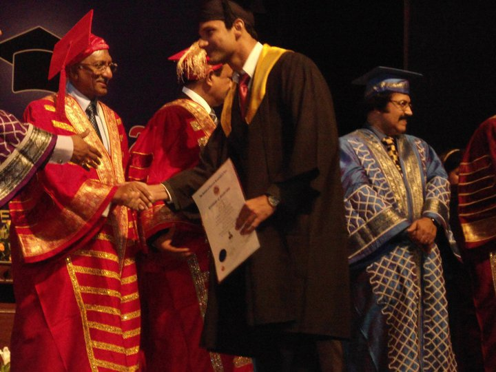 CA Degree - Sehat Singh - CA Kulvinder Ruhil - CA Diaries Journal Entry