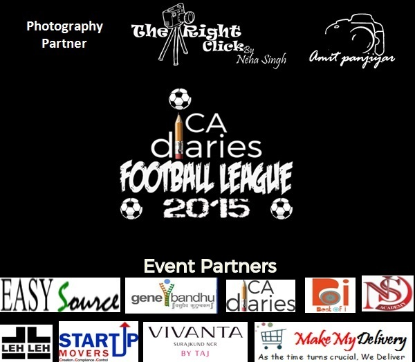 Sponsors - CA Diaries Football League 2015