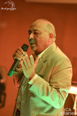 CA Diaries Unplugged 2016 - CA Umesh Verma