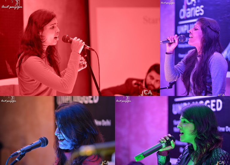 CA Diaries Unplugged 2016 - Various Female Featured Artists