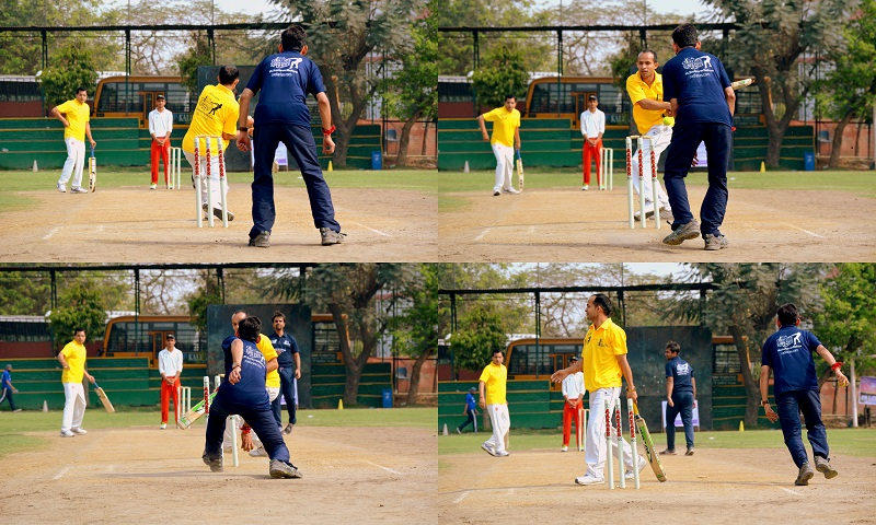 Anjani Kumar Sharma - Flying Cadets - Wicket Keeping - CA DIaries Supers Sixes 2016