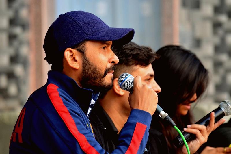 Anjani Kumar Sharma - Founder CA Diaries - CA Diaries Super Sixes 2016