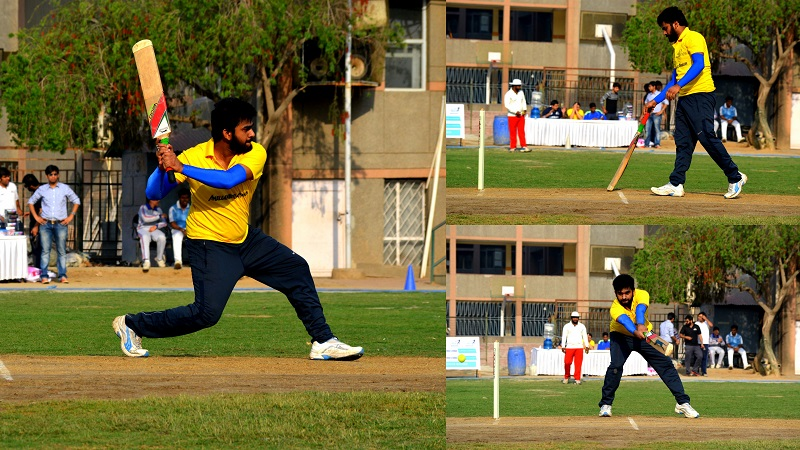Batting 1 - CA DIaries Supers Sixes 2016