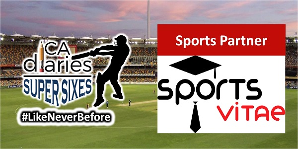CA Diaries Super Sixes 2016 - Sports partner sports vitae