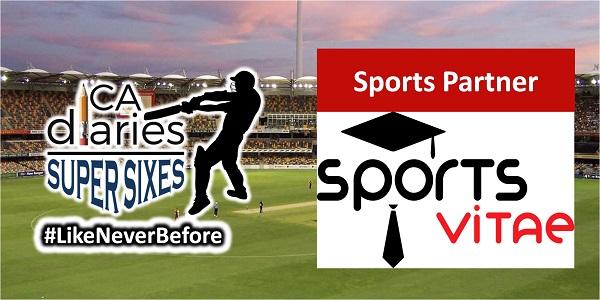 CA Diaries Super Sixes 2016 - Sports partner sports vitae