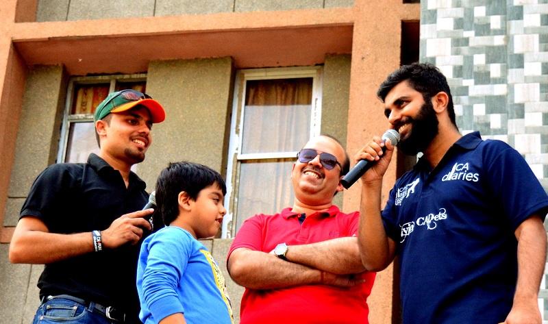 CA Harish Kumar - Partner Singhi Chugh & Kumar - CA DIaries Supers Sixes 2016