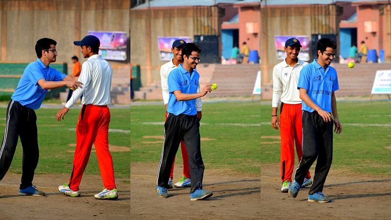 Gaurav - Statutory Spartan - Having a light moment with the empire - CA DIaries Supers Sixes 2016