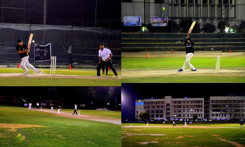 Under Flood Lights Action - CA DIaries Supers Sixes 2016