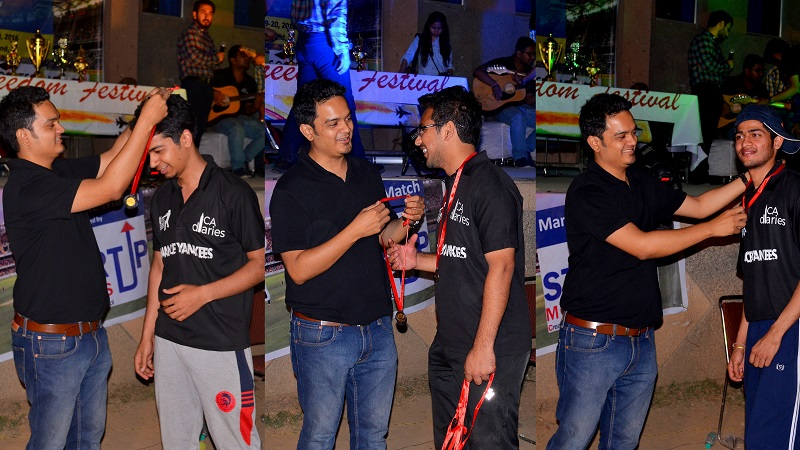 Vivek Jain - Founder CA Club India - CA DIaries Supers Sixes 2016