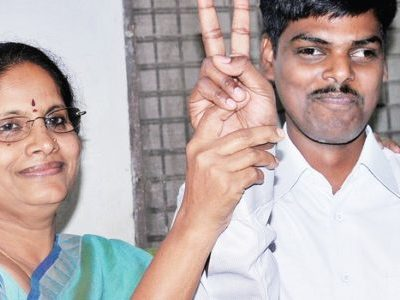 CA diaries J rajshekhar Reddy, the blind chartered accountant